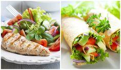 Leichte Küche: 20 Gerichte unter 300 Kalorien