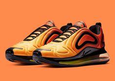 Nike WMNS Air Max 720 Light Orewood BrownTotal Orange