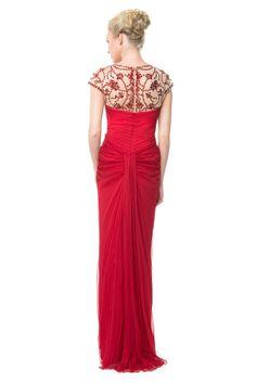 Bejeweled Gown - Evening Gowns - Evening Shop | Tadashi Shoji