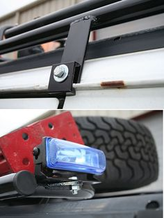 Homebuilt Gutter Mounts for roof rack-xjrackstage1mounts.jpg