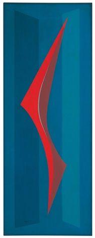 L'Oiseau vermeil (1959–60) Emilio Pettoruti