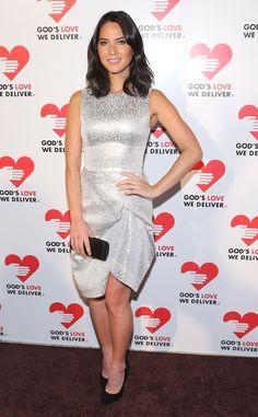 Silver Win from Olivia Munn's Best Looks | E! Online