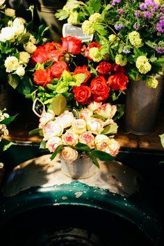 #Hamburg Flower Market shot by @Steph Long Love #flowers #sistermag #sistermag9