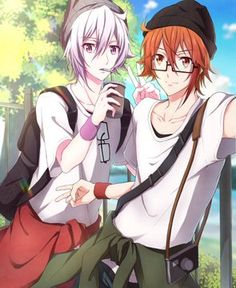 Hot Anime Boy, Cute Anime Guys, All Anime, Me Me Me Anime, Anime Art, Anime Siblings, Manga Love, Bishounen, Bts Chibi