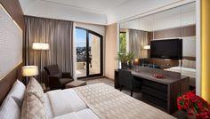 Dan Jerusalem | Decor Team - Hospitality Design. http://www.decorteamus.com/ #hotel #curtains #drapes #shades