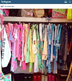 Tell me why this is not my closet