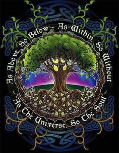 Celtic tree of life Magick, Witchcraft, Psy Art, Pagan Witch, Witches, Book Of Shadows, Numerology, Artsy, Drawings