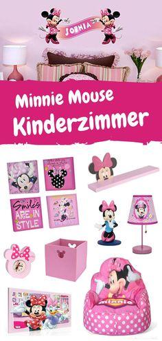 Die 138 besten Bilder von Kinderzimmer ▷ Minnie Mouse in 2019 ...