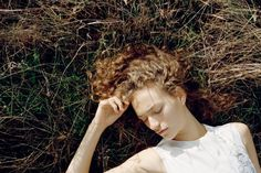 Le Vie Sauvage: Sophia Ahrens is a Nature Girl in Le Monde d'Hermes
