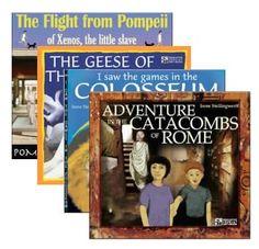 Veritaspress: Adventures in Ancient Rome Series