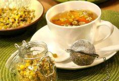 С помощью этого чая можно за 7 месяцев похудеть на 15 килограмм. Ежедневно заваривать в термосе 1 л. ромашкового чая, добавлять к нему 5 ч. л. мёда, 3 ч. л. лимонного сока и 1 ст. л. яблочного уксуса....