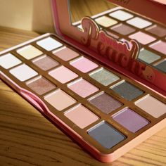 Friday Faves - Too Faced Sweet Peach eyeshadow palette