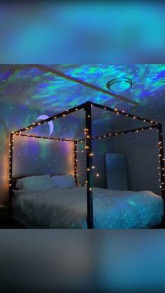 Lights Bedroom, Projector In Bedroom, Bedroom Night Light, Room Lights, Best Night Light, Star Night Light, Night Lights, Star Bedroom, Room Ideas Bedroom