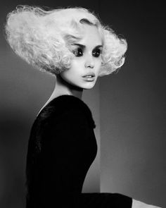 To kick off the excitement of the North American Hairstyling Awards (NAHA), the Professional Beauty Association (PBA) presents the 2016 NAHA finalists. Crazy Hair, Big Hair, Hair Inspo, Hair Inspiration, Competition Hair, Editorial Hair, Hair Shows, Portraits, Great Hair