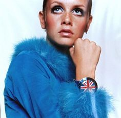 Twiggy by Bert Stern, 1967.