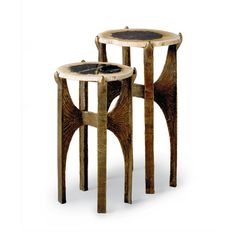 Cascade series of side tables