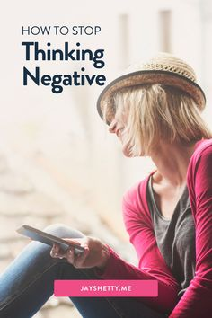 Learn how to break negative thought patterns. Jay Shetty talks with Tom Bilyeu about growing in self awareness and health for the body, mind and soul. I'm Jay Shetty - an author, podcast host, former monk, and purpose coach. My vision is to make wisdom go viral in an accessible, relevant, & practical way. Negative People, Negative Thoughts, Quest Nutrition, Removing Negative Energy, Self Awareness, Positive Life, Out Loud, Self Development, Jay
