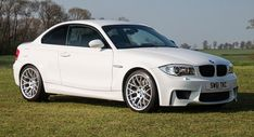 Gorgeous BMW 1M Coupe Will Appease The Hoonigan In You #news #Auction
