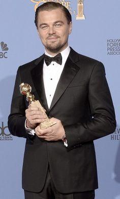 100 homens mais bonitos do mundo em 2014 - Leonardo DiCaprio