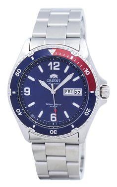 Orient Mako Ii Automatic 200m Faa02009d9 Men's Watch (FREE Shipping)