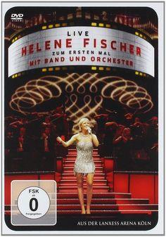 DVD: Helene Fischer - Zum ersten Mal mit Band und Orchester