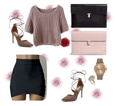 """Untitled #32"" by cecithestylespotter ❤ liked on Polyvore featuring Accessorize, Alexander McQueen, Marc by Marc Jacobs, Steve Madden, Topshop and cecithestylespotter"