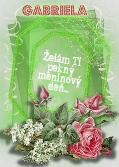 Gabriel, Happy Birthday, Erika, Happy Brithday, Archangel Gabriel, Urari La Multi Ani, Happy Birthday Funny, Happy Birth