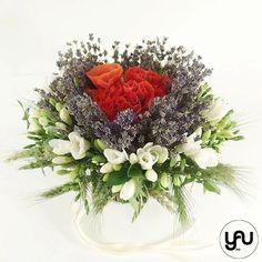 Buchet mireasa frezii grau lavanda si maci _ BM214 – YaU concept Maci, Wedding Bouquets, Floral Design, Floral Wreath, Concept, Wreaths, Rustic, Contemporary, Artist