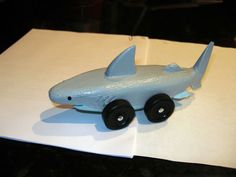 50 incredible Pinewood Derby cars of 2012 -- Boys' Life magazine Boys Life Magazine, Best Cars For Teens, How To Clean Headlights, Pinewood Derby Cars, Car Accessories For Girls, Engin, Mason Jar Gifts, Cute Cars, Camping Crafts
