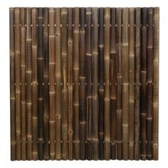 Discover the best Bamboo Screening. Buy your Giant Black Bamboo Fence Panel 180 x 180 cm at Bamboo Import Europe. Guaranteed the lowest price! Pergola With Roof, Diy Pergola, Pergola Kits, Pergola Ideas, Balcony Ideas, Outdoor Pergola, Pergola Shade, Bamboo Garden Fences, Bamboo Decking
