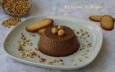 Panna cotta golosa alla nutella, un dessert fresco facilissimo e velocissimo da preparare ideale in qualsiasi momento della giornata