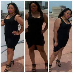 Sade's Little Black Dress