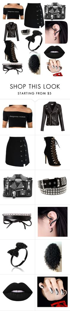 A fashion look from August 2016 featuring t shirts, synthetic jacket and tie skirt. Browse and shop related looks. Tie Skirt, Miu Miu Ballet Flats, Lime Crime, Moschino, Fashion Looks, Skirts, Polyvore, Jackets, Stuff To Buy