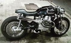 "CAFE RACER caferacergram auf Instagram: ""@caferacergram by CAFE RACER #caferacergram # CX500 by Mkappa Motorcycles #mkappamotorcycles #cx500 #cx650 #cx500caferacer…"""