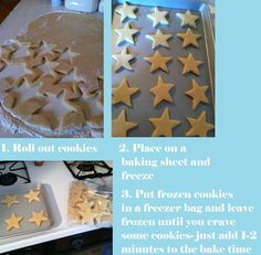 Plus suggestions on how to freeze the dough and have fresh cookies anytime, avoiding eating the entire recipe at once during a cookie monster moment! Freezer Cookie Dough, Freezer Cookies, Cake Mix Cookies, Cookies Et Biscuits, Cupcakes, Crock Pot Freezer, Vegan Chocolate Chip Cookies, Magic Recipe, Secret Recipe