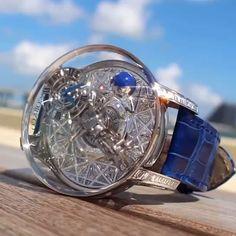 Best Skeleton Watches, Best Watches For Men, Amazing Watches, Fine Watches, Luxury Watches For Men, Beautiful Watches, Cool Watches, Rolex Watches, Cartier