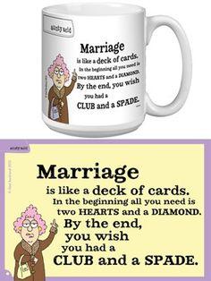 Marriage Mug