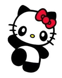 Sanrio Hello Kitty Panda