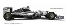 2015 F1 Concepts on Behance