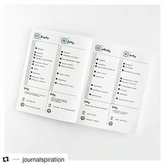 Gente, esper apaixonada pelos layouts da @journalspiration são clean mas ao mesmo tempo cheios de chame. Quem mais adorou?  #Repost @journalspiration with @repostapp ・・・ Last weeks layout, nothing special. 😊 I can't do anything special at the moment, I left my Bullet journal supplies in Germany, this makes me so sad. 😭 I have so many ideas for new spreads, but it seems like this has to wait. 😕 how was your week? 😊 ___________ Das Layout der letzten Woche, nichts wirklich besonderes. 😊…