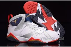 check out f34de 0f846 Authentic Cheap Air Jordan 7 Buy jordan retro 7 vii shoe nike clearance  white red black