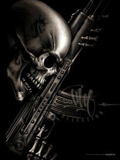 ☆ Death-Wish Poster -::- By OG ABEL ☆
