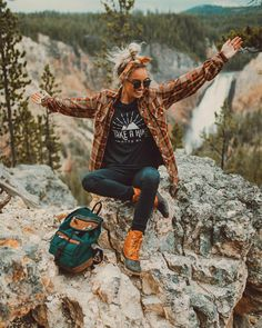 "7,636 Likes, 35 Comments - Hailey Marie (@dreaming_outloud) on Instagram: ""take a hike with me """