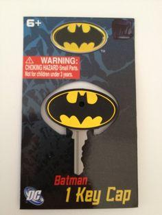 Batman Key Cap Cover, Perfect for Barman Car