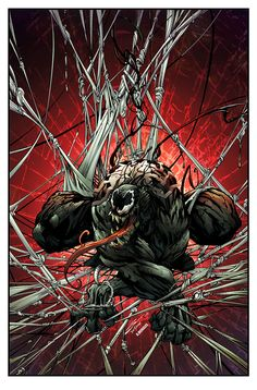 Venom by Sandoval/Devgear colored by Dany-Morales