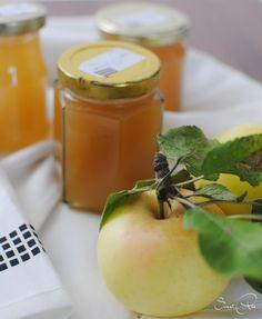 Leichtes, schnelles und super leckeres Rezept für dreierlei Apfelgelee.