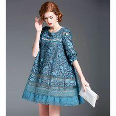 Lace Autumn Maternity Shirt Dress For Pregnant Women Clothing Ropa Embarazada Elegant Maternity Dress Chiffon Gown Tunic 502121