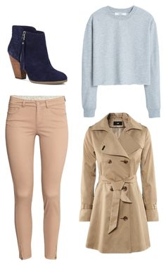 """""""Fall collection"""" by giselleing on Polyvore featuring H&M, MANGO and Sole Society"""