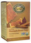 Nature's Path Organic Frosted Toaster Pastries Brown Sugar Maple Cinnamon -- 11 oz - http://goodvibeorganics.com/natures-path-organic-frosted-toaster-pastries-brown-sugar-maple-cinnamon-11-oz/
