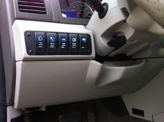 jeep xj switch panel - Google Search